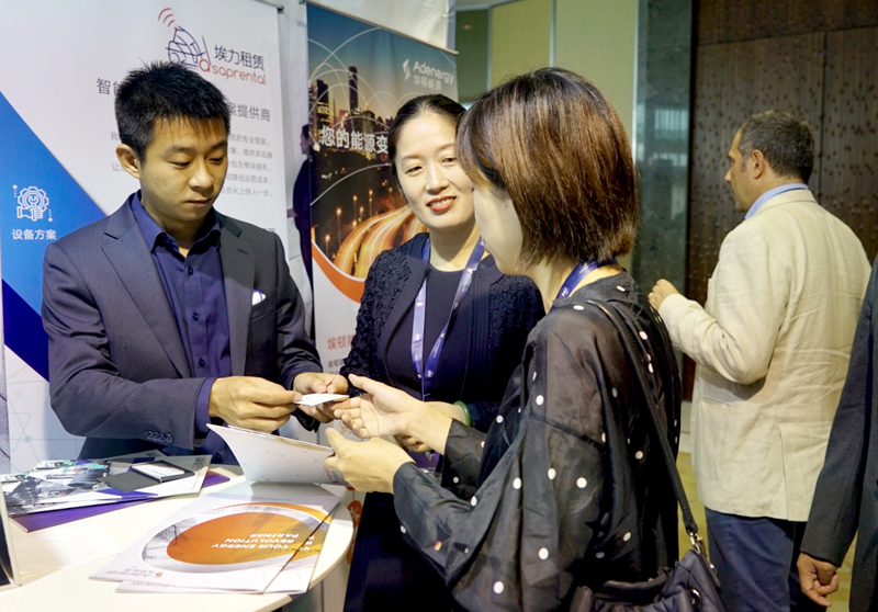 ASAP Rental attends IFMA World Workplace China & FM Conference in Suzhou